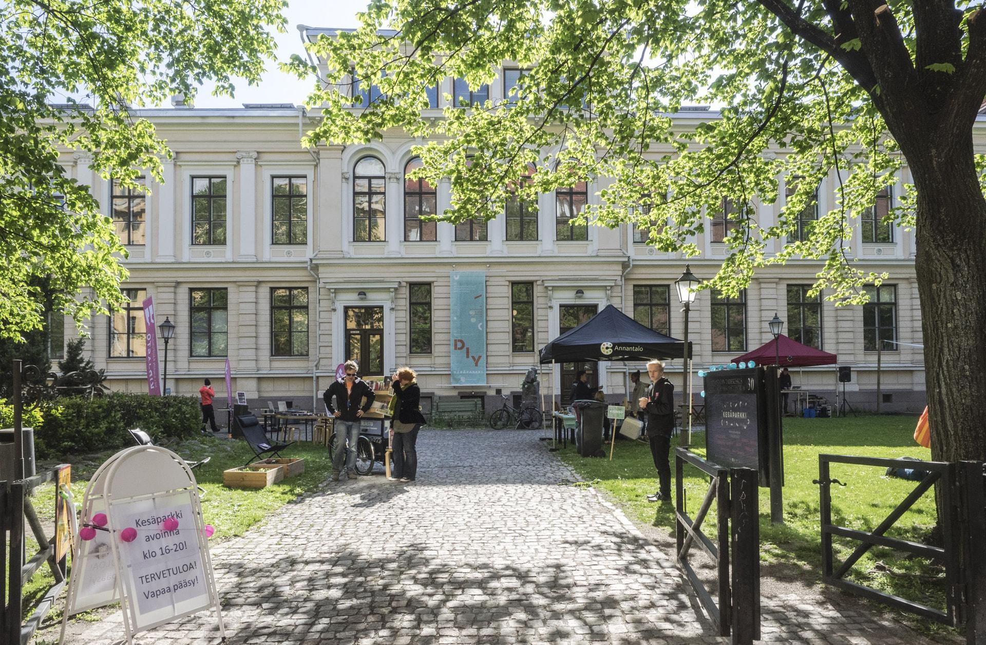 Helsinki Parkki