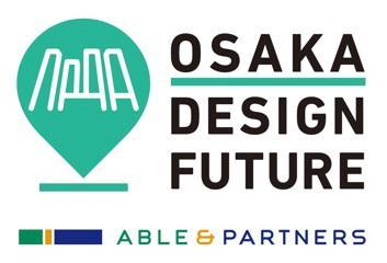 OSAKA DESIGN FUTUREロゴ画像